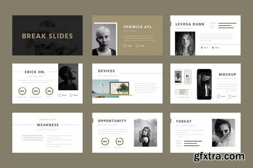 Kelaklon - Powerpoint Google Slides and Keynote Templates