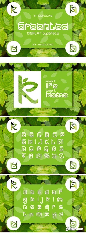 Greentea Font