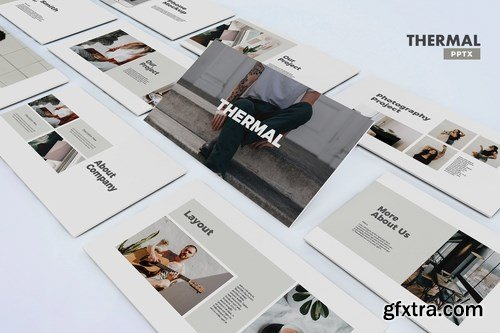 Thermal - Powerpoint Google Slides and Keynote Templates