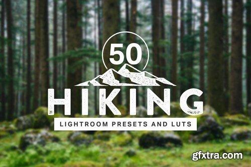 CM - 50 Hiking Lightroom Presets and LUTs 4319189