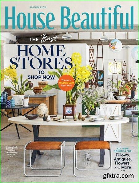 House Beautiful USA - December 2019