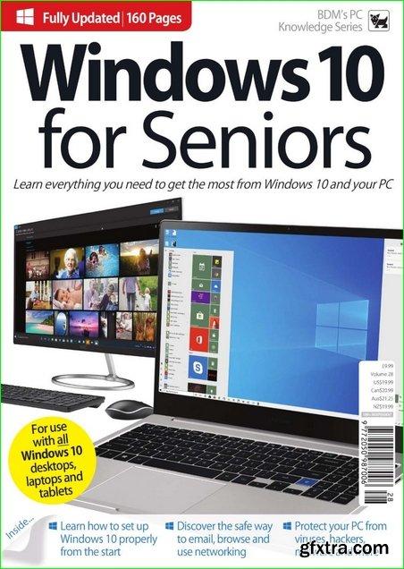 Windows for 10 Seniors - Vol 10, 2019