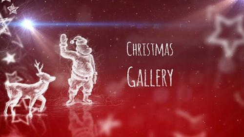 Videohive - Christmas Gallery