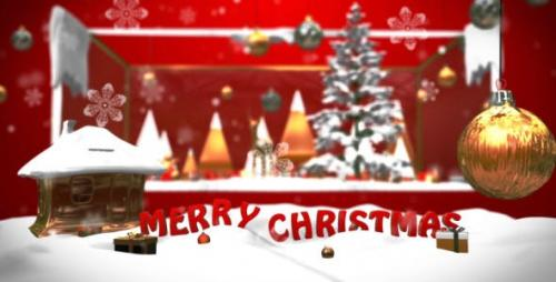 Videohive - Merry Christmas