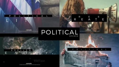 Videohive - Political Opener