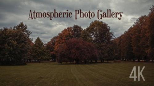 Videohive - Atmospheric Photo Gallery 4K