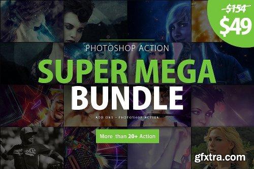 MasterBundles  The Best Photoshop Action  Bundle