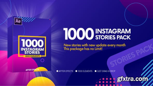 Videohive Instagram Stories 23458472