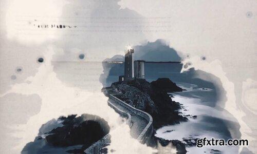 Videohive - Ink Photo Slideshow - 22987806