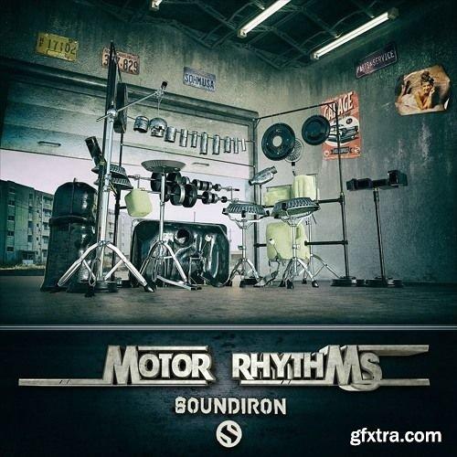 Soundiron Motor Rhythms v2.0.0 KONTAKT