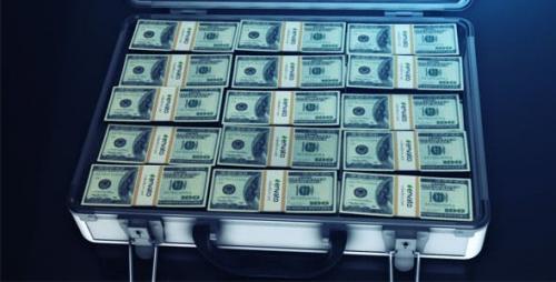 Videohive - Money Reveal