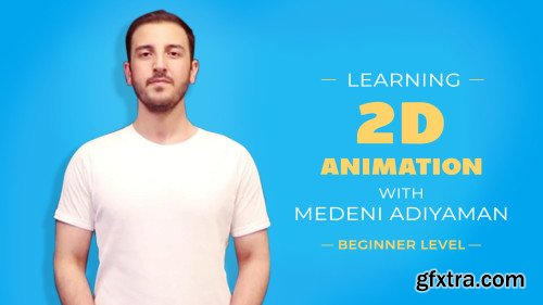 Creating 2D Animation Scenes with After Effects (for Beginners)