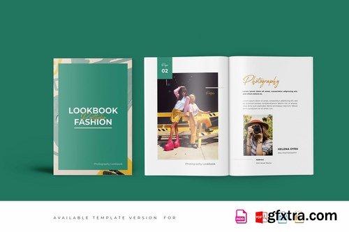 Fashion Lookbook Portfolio