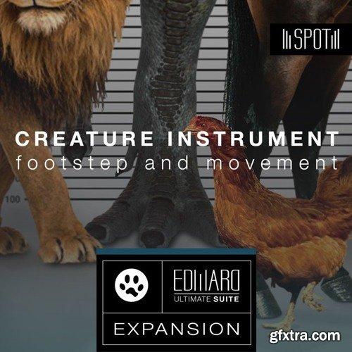 Tovusound Spot Creature Instrument KONTAKT