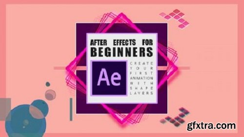 After Effects for Beginners - Create Your First Animation with Shape Layers