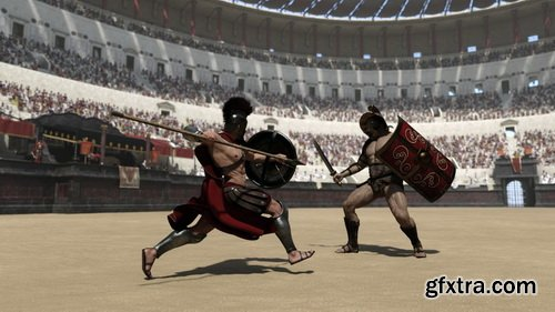 Daz3D - The Colosseum