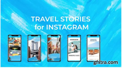 Travel Stories, Pack 2 309021