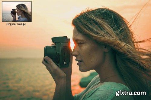 CreativeMarket - Cinematic Green - PS Action 4262040