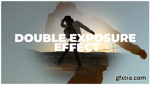 New Double Exposure Effect 313313