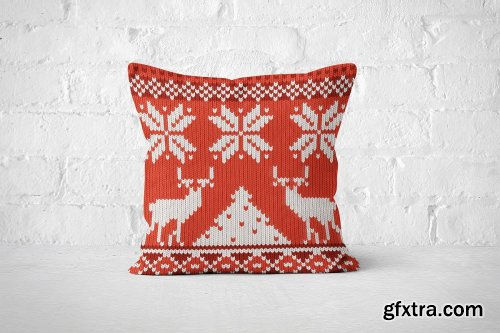 CreativeMarket - Ugly Christmas Sweater Action 4272906