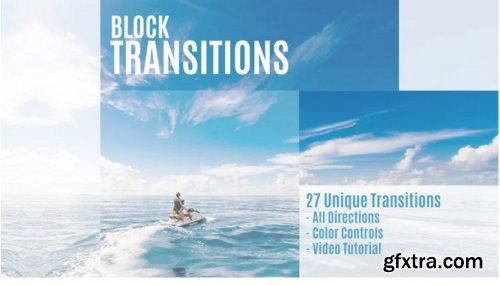 Block Transitions 311603