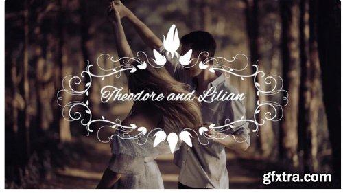 Elegant Wedding Titles 4k 312039