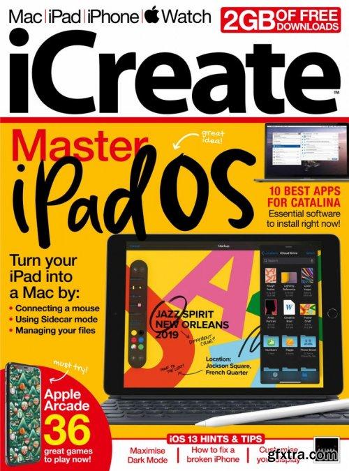 iCreate UK - Issue 205 , 2019
