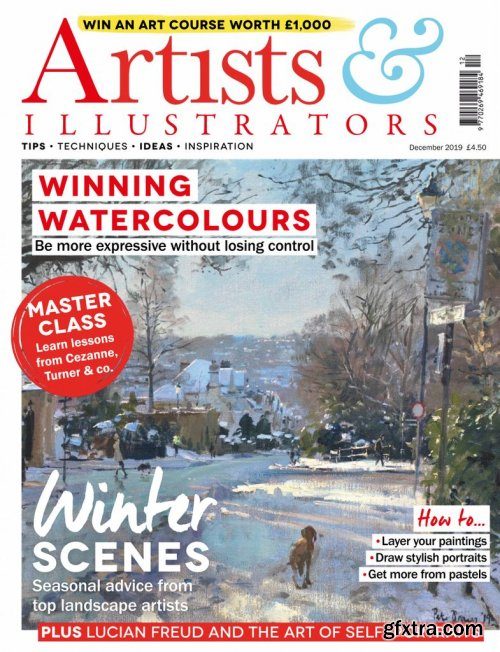 Artists & Illustrators - December 2019