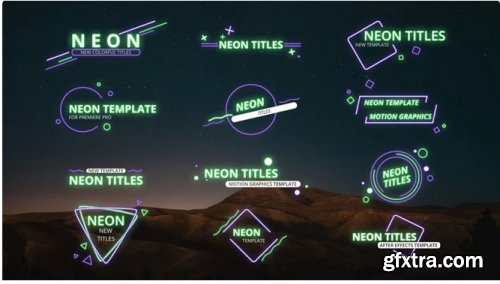Neon Titles 312684