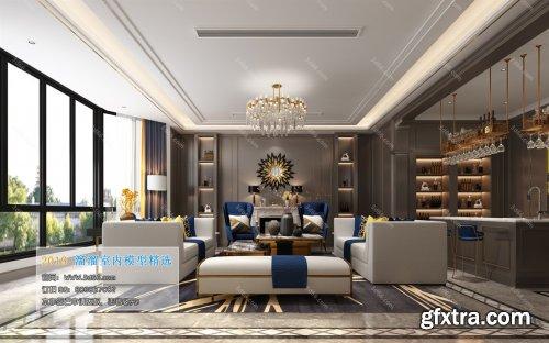 Modern Style Livingroom 326 (2019)