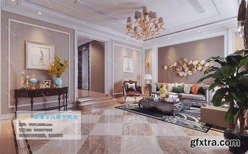 Modern Style Livingroom 328 (2019)