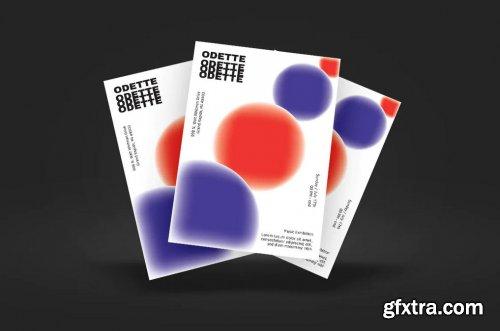 ODETTE Poster Design Template
