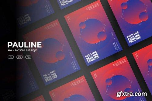 PAULINE Poster Design