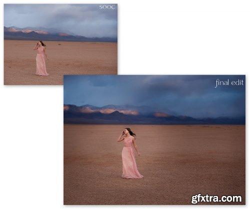 LJH Photography - November Editing Videos