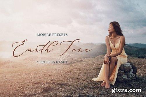 CreativeMarket - Earth Tone Mobile Presets 4235227