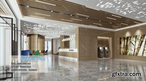 Modern Lobby & Reception 23 (2019)