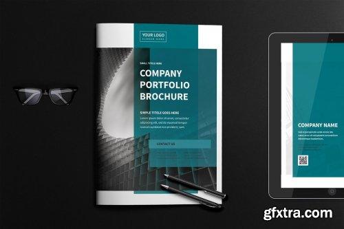 CreativeMarket - Business Company Portfolio Brochure 4159084