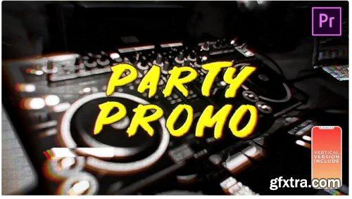 Party Promo 311888