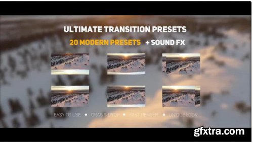 Ultimate Transition Presets 313127