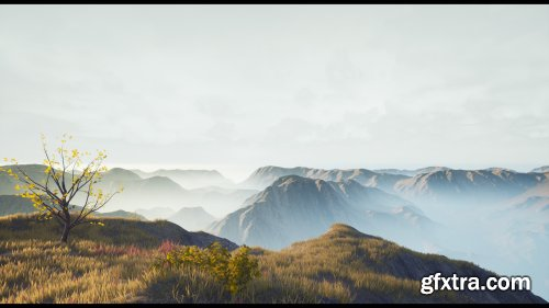 Unreal Engine - Landscape VOL 01