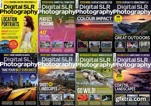 Digital SLR Photography - Full Year Issues Collection 2019