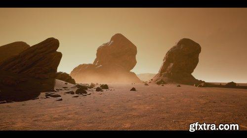 Martian Surface v4.20-4.21