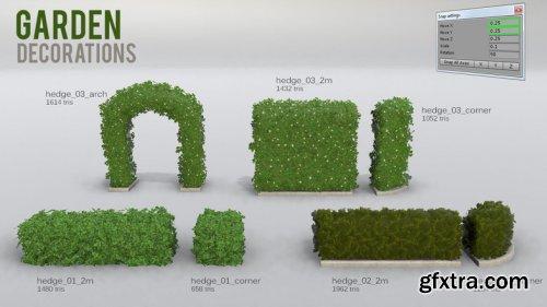 Garden Decorations v1.3