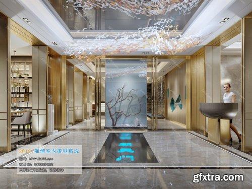 Modern Lobby & Reception 28 (2019)