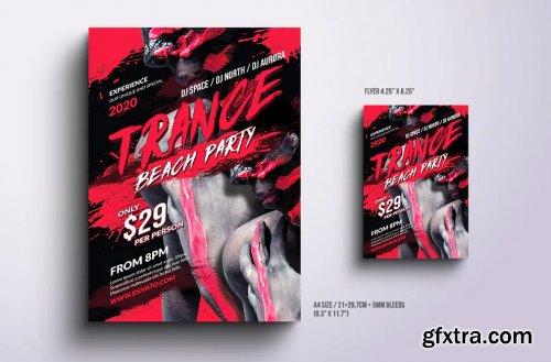 Event Paty Flyer & Poster Design Bundle