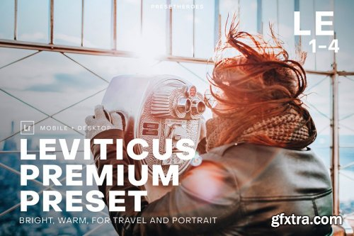 CreativeMarket - LEVITICUS High Quality Premium Light 4239921