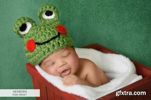 CreativeMarket - Newborn Baby Mobile Presets 4235481