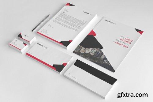 CreativeMarket - Brand Identity Pack 4005046