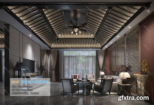 Modern Style Livingroom 348 (2019)