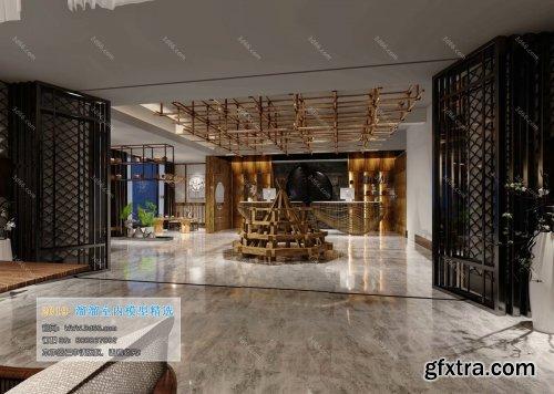 Modern Lobby & Reception 31 (2019)